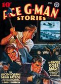 Ace G-Man Stories (1936-1943 Popular Publications) Pulp Vol. 9 #3