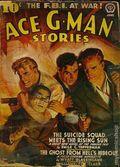 Ace G-Man Stories (1936-1943 Popular Publications) Pulp Vol. 9 #4
