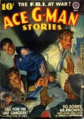 Ace G-Man Stories (1936-1943 Popular Publications) Pulp Vol. 10 #1