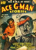 Ace G-Man Stories (1936-1943 Popular Publications) Pulp Vol. 10 #2