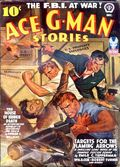 Ace G-Man Stories (1936-1943 Popular Publications) Pulp Vol. 10 #3