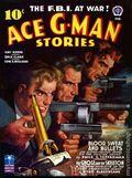 Ace G-Man Stories (1936-1943 Popular Publications) Pulp Vol. 10 #4