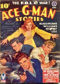 Ace G-Man Stories (1936-1943 Popular Publications) Pulp Vol. 11 #1
