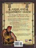 Dungeons and Dragons Arms and Equipment Guide HC (2003 WotC) 1-REP