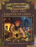 Dungeons and Dragons Arms and Equipment Guide HC (2003 WotC) 1-1ST