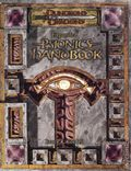 Dungeons and Dragons Expanded Psionics Handbook HC (2004 WotC) 1-1ST