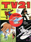 TV 21 Annual HC (1972 World Distributors) 1-1ST