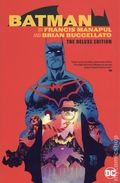Batman HC (2018 DC) The Deluxe Edition By Francis Manapul and Brian Buccellato 1-1ST