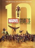 Marvel Studios The First Ten Years HC (2018 Titan Comics) The Official Collector's Edition 1-1ST