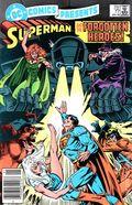 DC Comics Presents (1978 DC) Mark Jewelers 77MJ