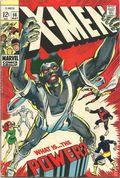 Uncanny X-Men (1963 1st Series) 56