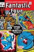 Fantastic Four (1961 1st Series) 106