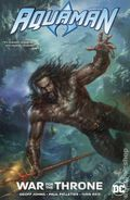 Aquaman War for the Throne TPB (2018 DC) 1-1ST