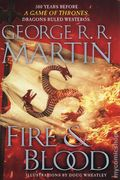 Fire and Blood HC (2018 Bantam/Spectra) 300 Years Before A Game of Thrones 1-1ST