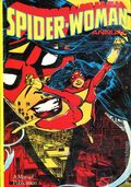 Spider-Woman Annual HC (1983 Grandreams Ltd.) 1-1ST