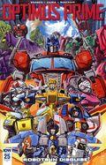 Optimus Prime (2016 IDW) 25RI
