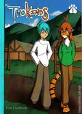TwoKinds GN (2012-2018 Keenspot) Manga Edition 1-1ST