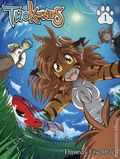 TwoKinds GN (2012-2018 Keenspot) Manga Edition 1-REP