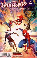 Spider-Man Enter The Spider-Verse (2018 Marvel) 1A
