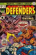 Defenders (1972 1st Series) 20