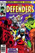 Defenders (1972 1st Series) 50
