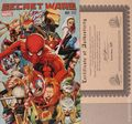 Secret Wars (2015 3rd Series) 1DF.SIGNED.B