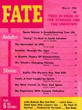 Fate Magazine (1948-Present Clark Publishing) Digest/Magazine Vol. 14 #3