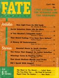 Fate Magazine (1948-Present Clark Publishing) Digest/Magazine Vol. 14 #4