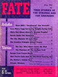 Fate Magazine (1948-Present Clark Publishing) Digest/Magazine Vol. 14 #5