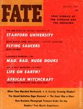 Fate Magazine (1948-Present Clark Publishing) Digest/Magazine Vol. 15 #10