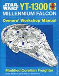 Star Wars YT-1300 Millennium Falcon Owner's Workshop Manual HC (2018 Inisght Editions) Haynes 1-1ST