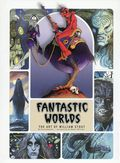 Fantastic Worlds The Art of William Stout HC (2018 Insight Editions) 1-1ST