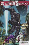 Black Panther vs. Deadpool (2018) 2A