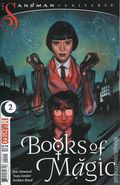 Books of Magic (2018 2nd Series) 2