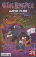 Kim Reaper Vampire Island (2018 Oni) 4
