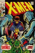 Uncanny X-Men (1963 1st Series) 57