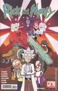 Rick and Morty (2015 Oni Press) 44A