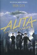 Alita Battle Angel Iron City HC (2018 A Titan Books Novel) 1-1ST
