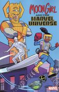 Moon Girl and the Marvel Universe TPB (2018 Marvel) 1-1ST