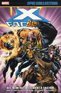 X-Factor All-New All-Different X-Factor TPB (2018 Marvel) Epic Collection 1-1ST