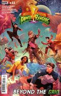 Mighty Morphin Power Rangers (2016 Boom) 33A