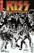 Kiss Blood and Stardust (2018 Dynamite) 2E