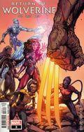 Return of Wolverine (2018 Marvel) 3A