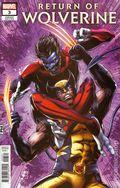 Return of Wolverine (2018 Marvel) 3B