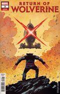 Return of Wolverine (2018 Marvel) 3C