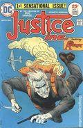 Justice Inc. (1975) Mark Jeweler 1