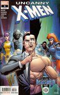 Uncanny X-Men (2018 5th Series) 3A