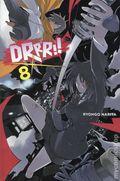 Durarara SC (2015- A Yen On Novel) 8-1ST