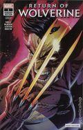 Return of Wolverine (2018 Marvel) 1NYCC