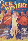 Ace Mystery (1936 Periodical House) Pulp Vol. 1 #1